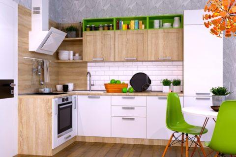 Кухня Примавера 1
