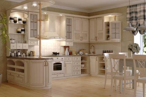 Кухня Палермо 6